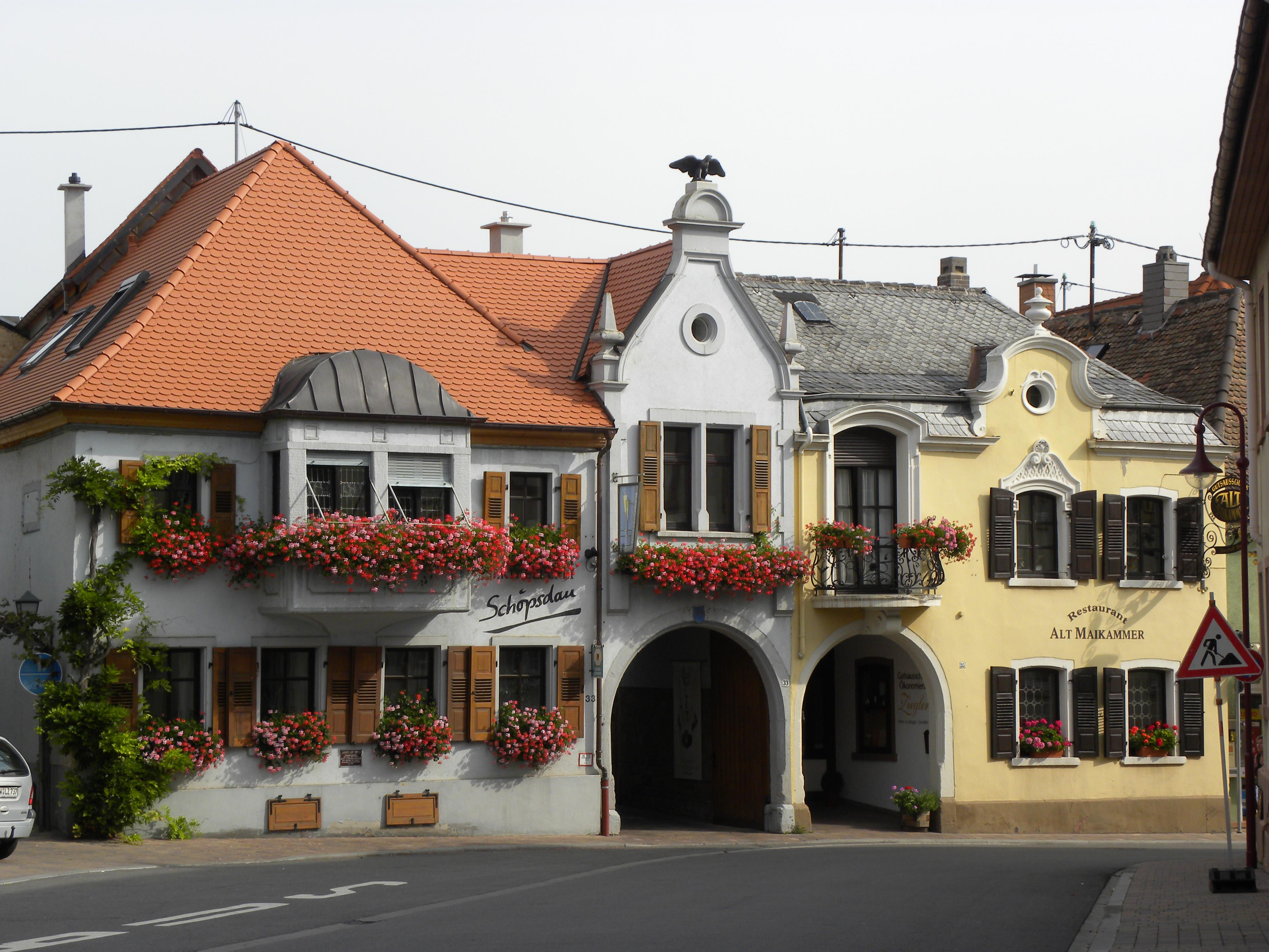 Restaurant Alt Maikammer | Pfalz.de