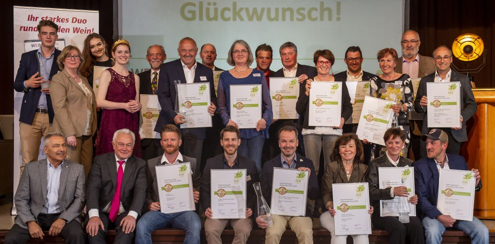 Internationaler Scheurebe-Preis 2019
