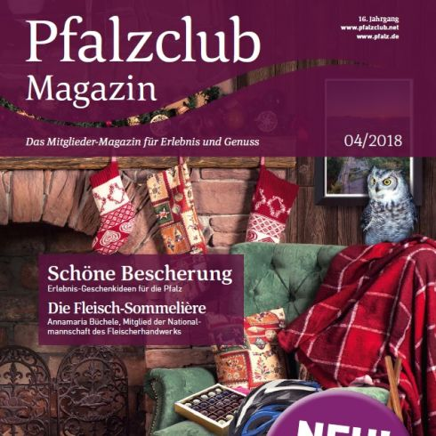 Pfalzclub-Magazin Winter