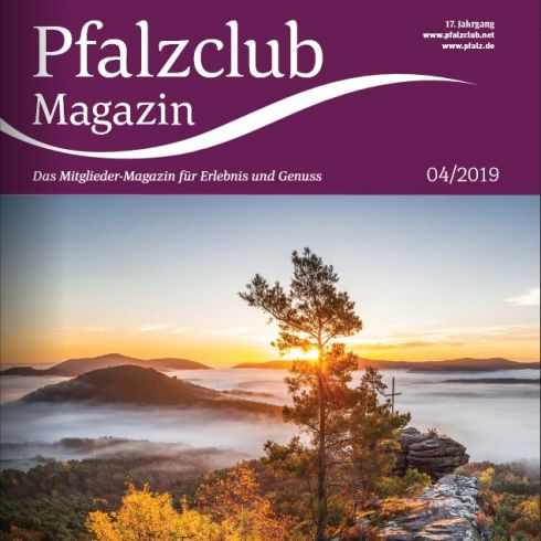 Pfalzclub-Magazin Winter 2019